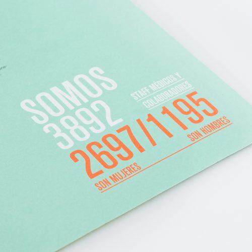 Revista clinica las condes Cincel diseño gráfico
