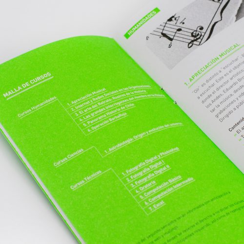 Extension uandes Cincel diseño gráfico